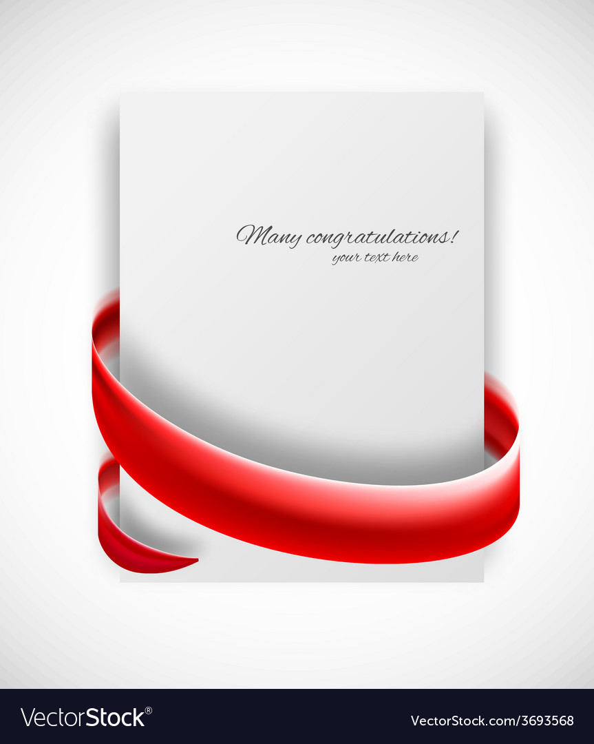 Abstract card