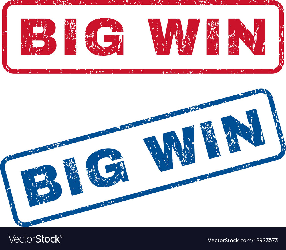 Big Win Rubber Stamps