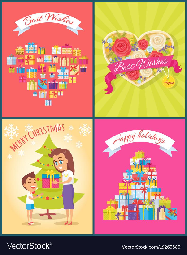 Best Wishes Christmas Birthday