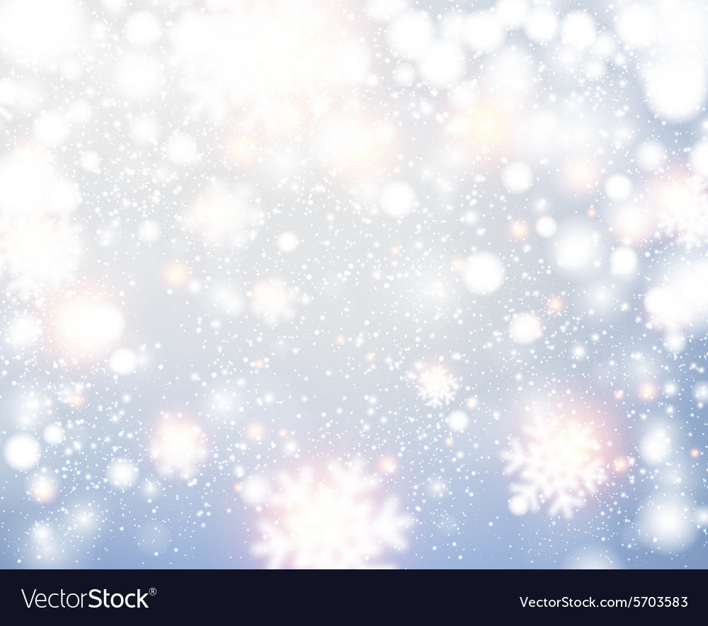 Christmas silver abstract background