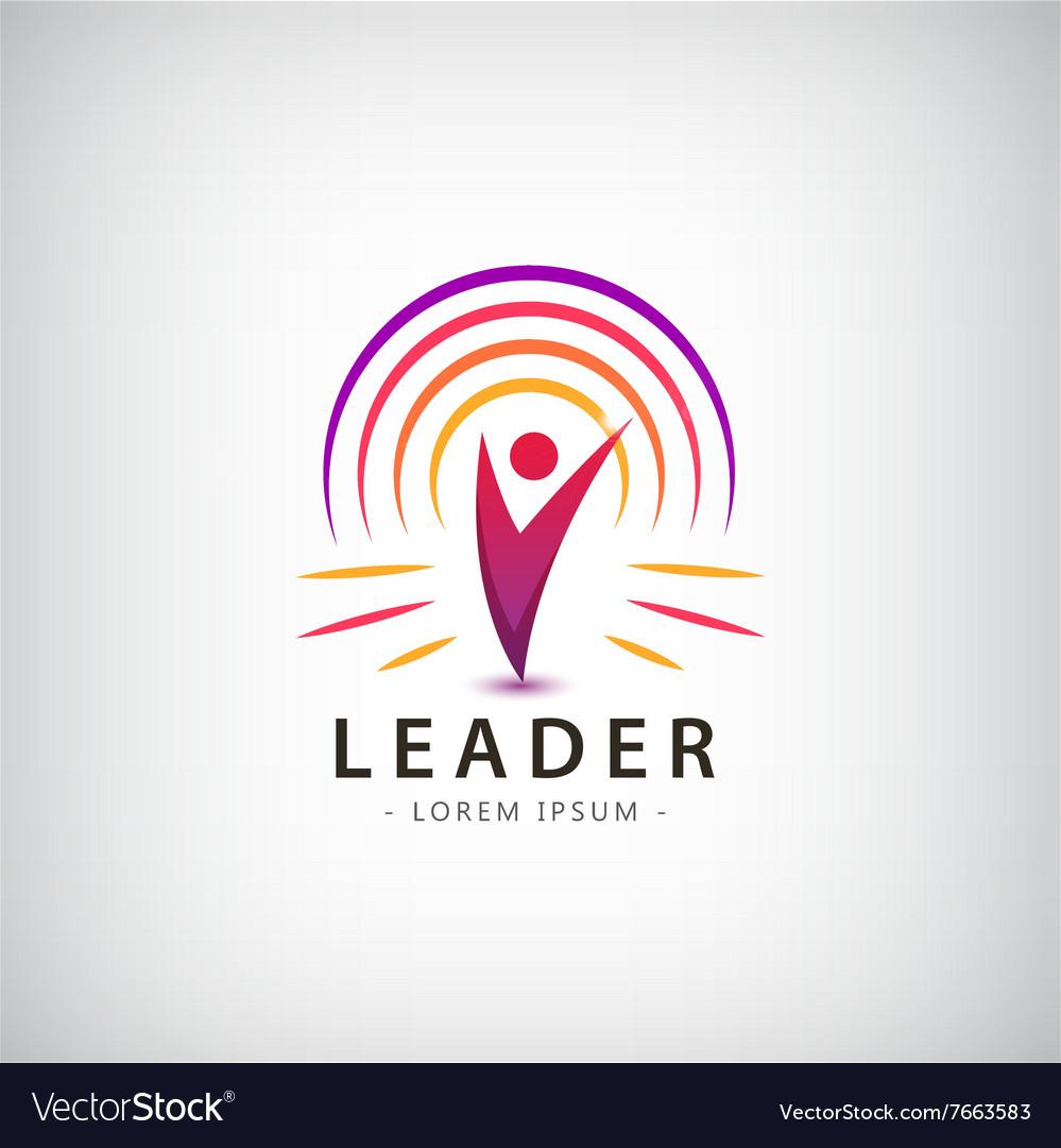 Corporate Success Health Winner logo template