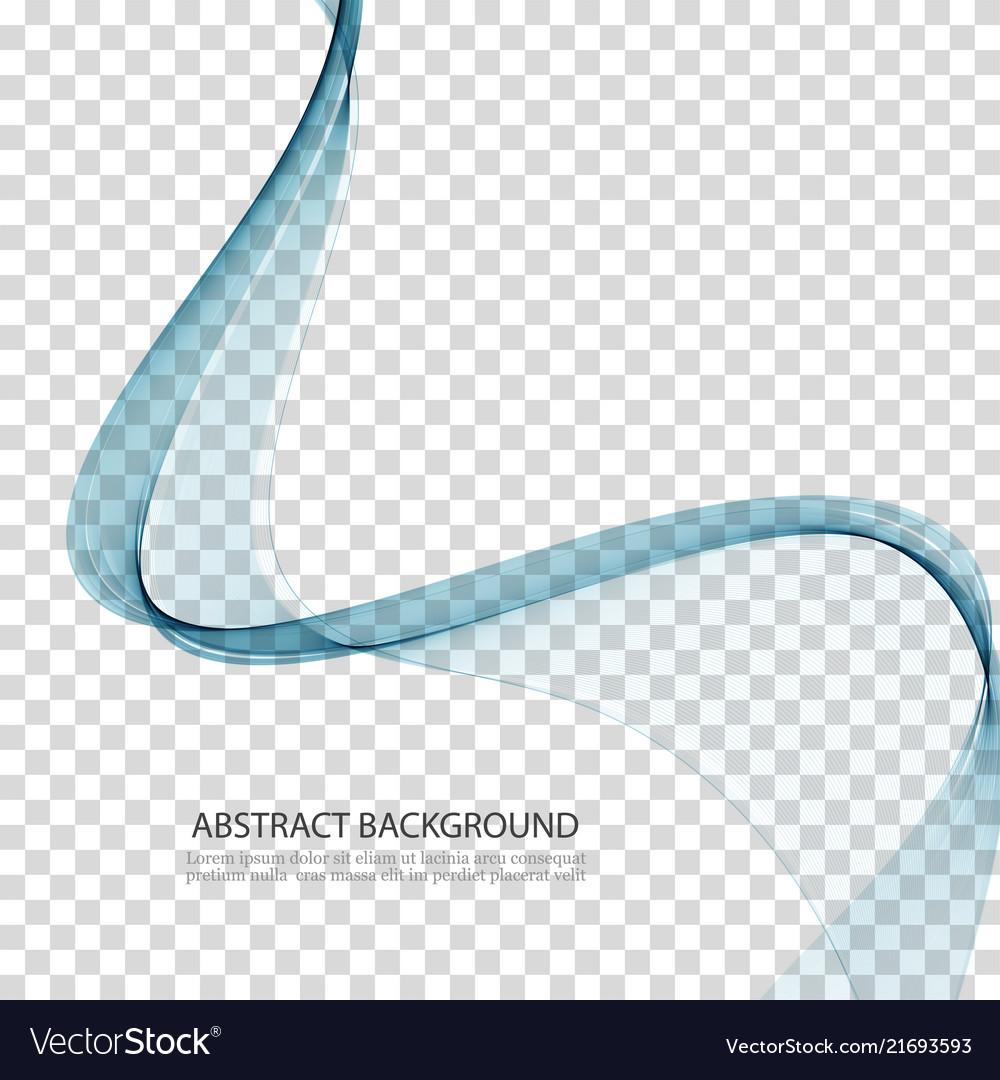 Abstract elegant wave background eps 10