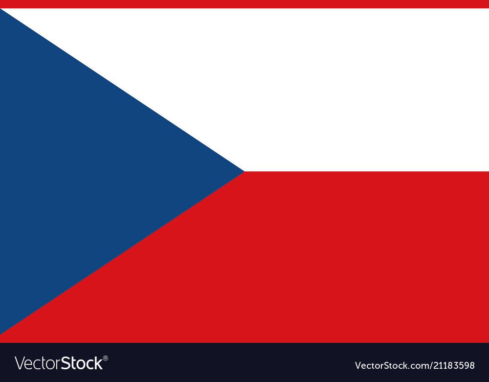 Simple flag correct size proportion colors
