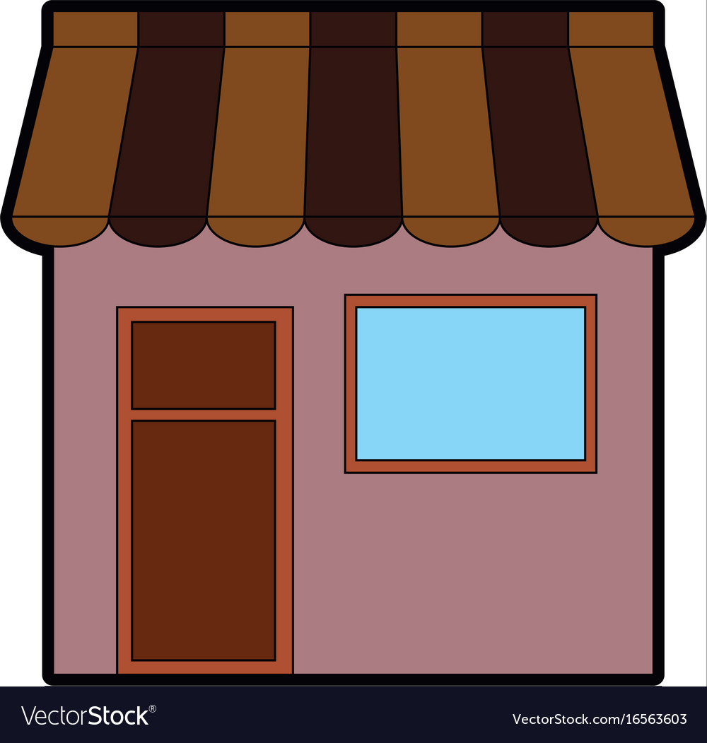 Shopping store market commercial concept