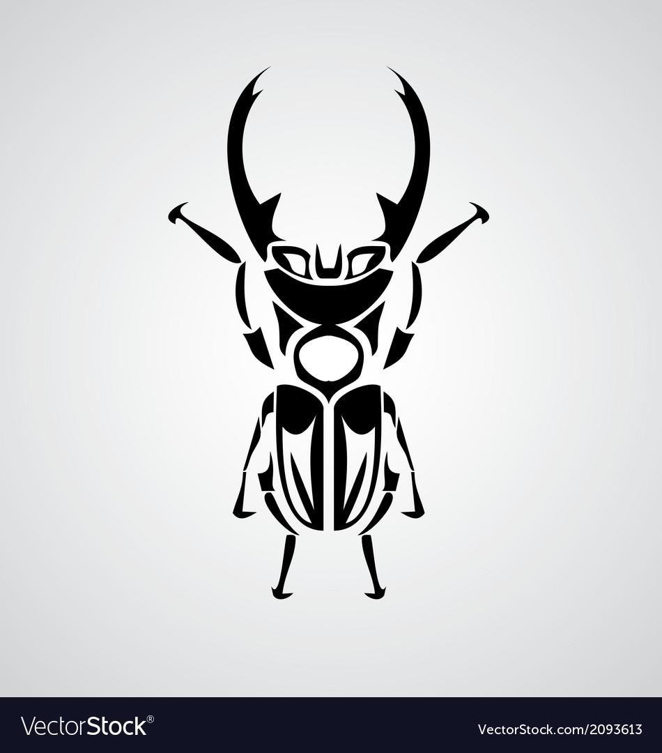 Beetle Tribal