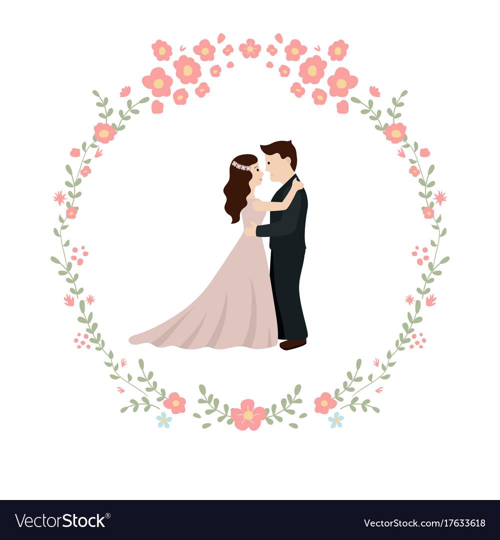 Wedding couple bride and groom wedding couple