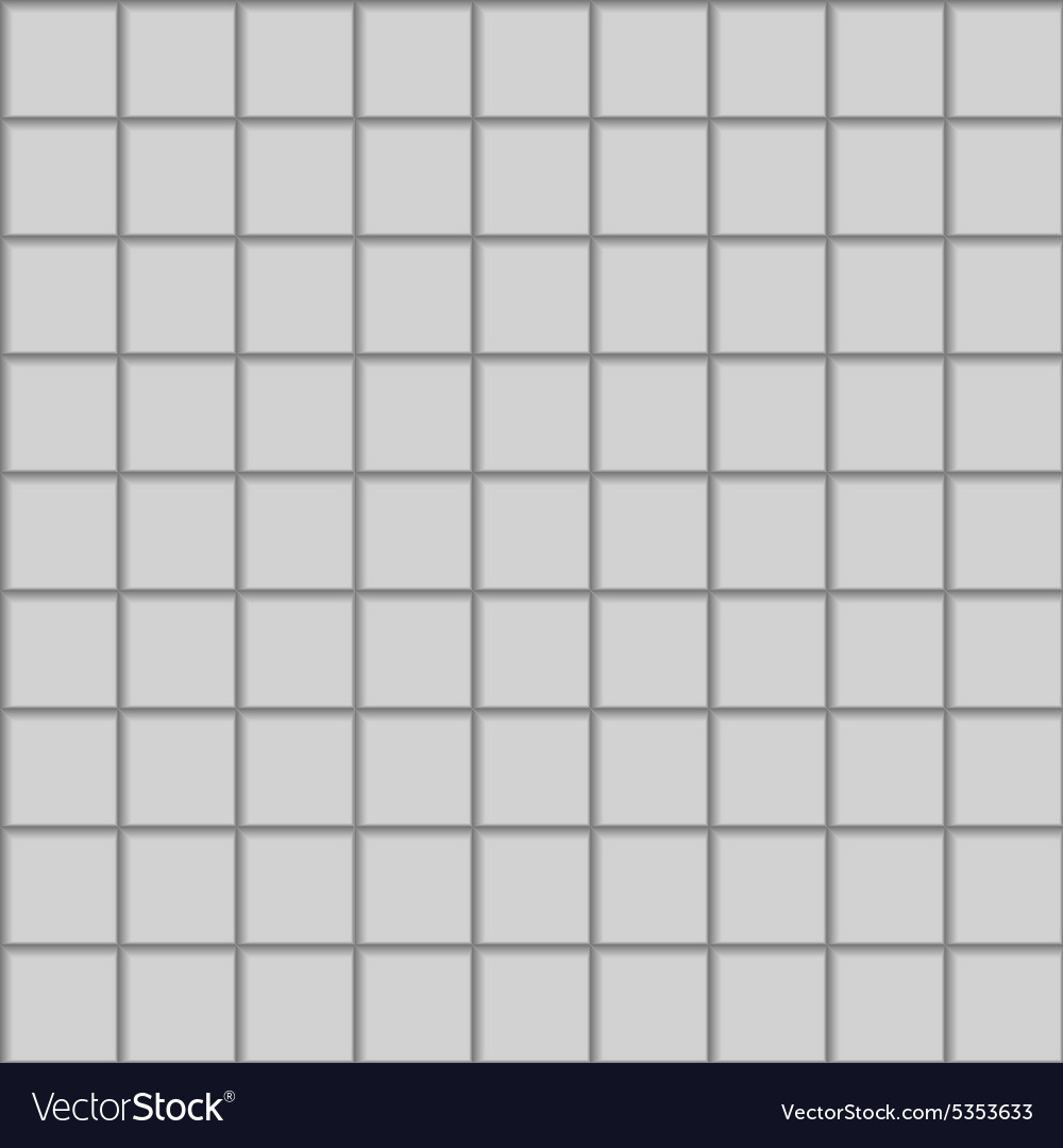 Background abstract with gray cube