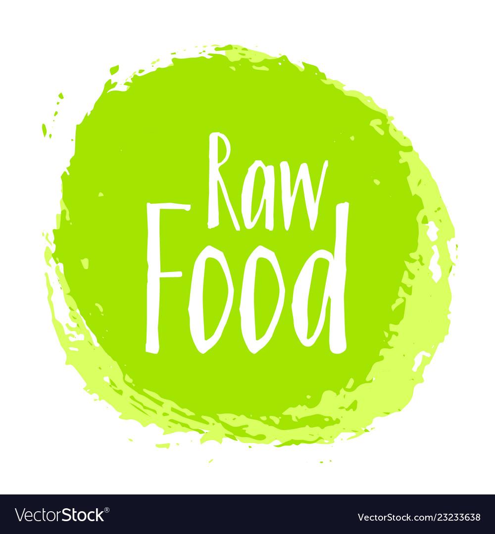 Resultado de imagen para raw food logo