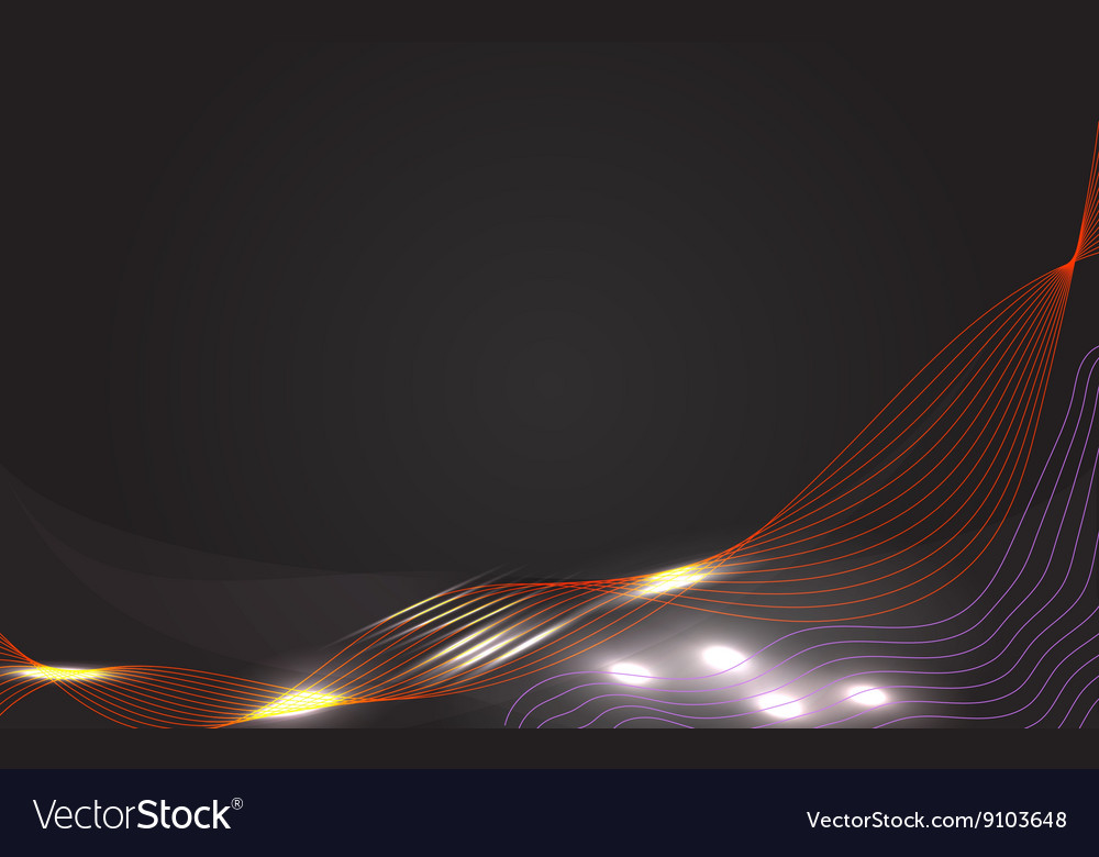Abstract background with red elements