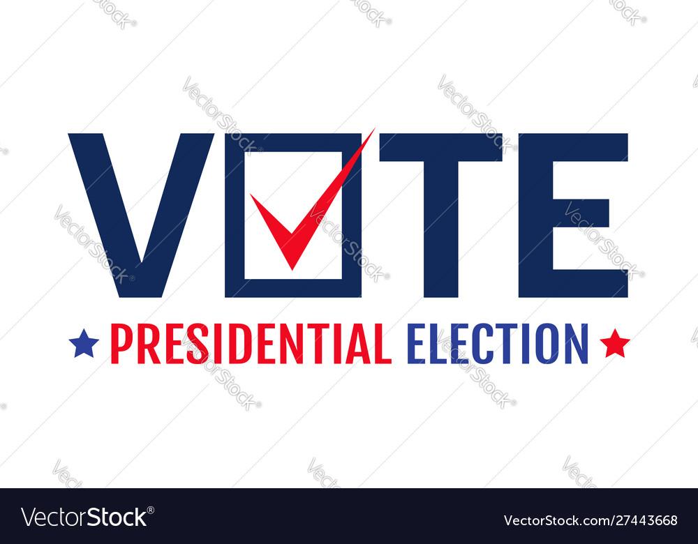 Election 2020 vote 2020