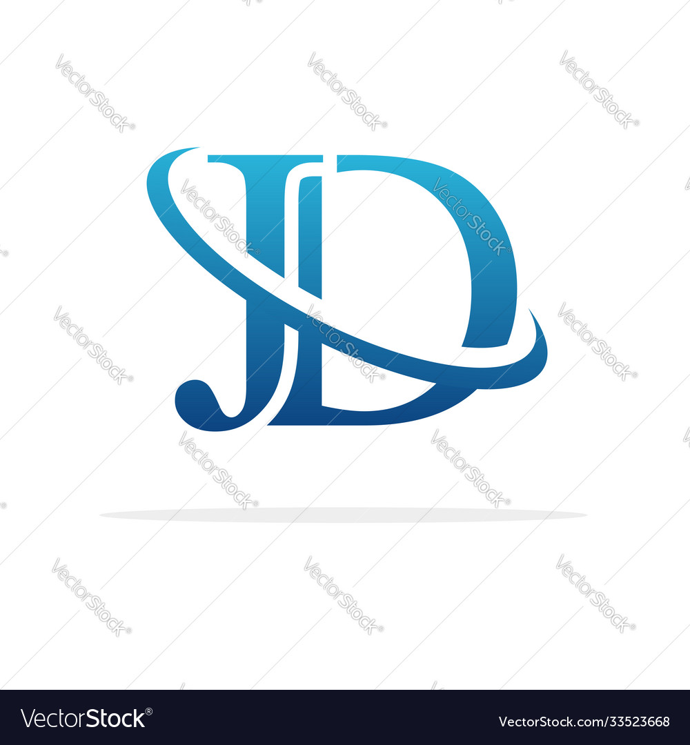 jd logo art icon design image royalty free vector image jd logo art icon design image royalty free vector image