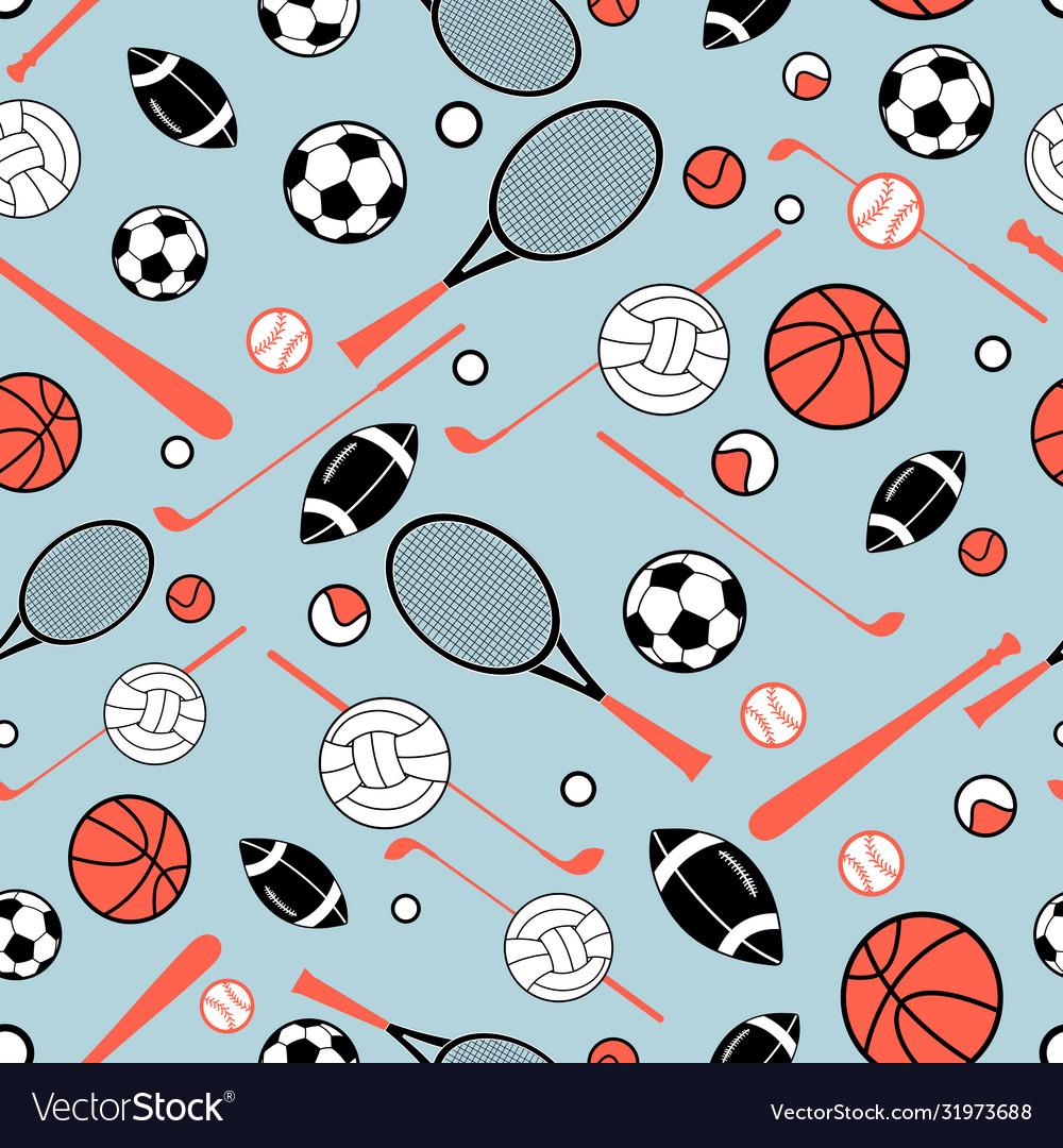 Pattern sporting goods