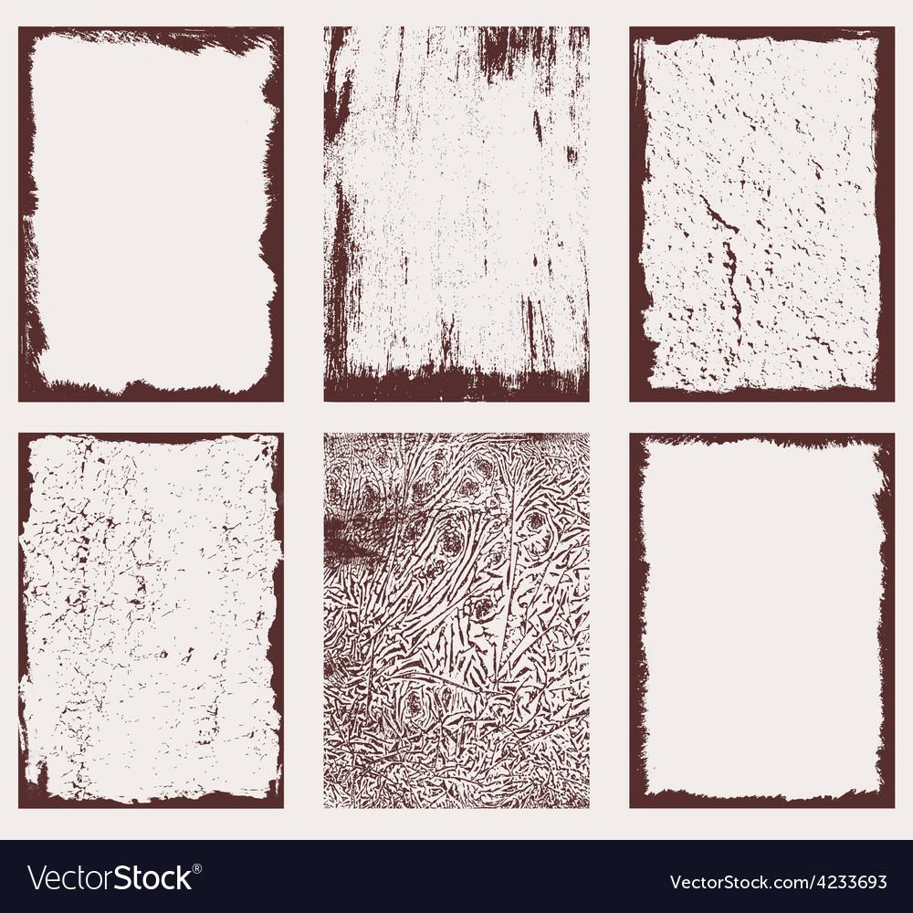 Grunge Frames Textures 2