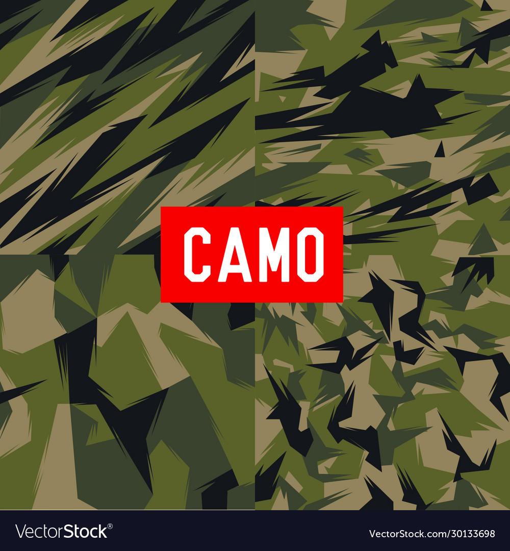 Camo pattern camo army camo soldier camo abstract