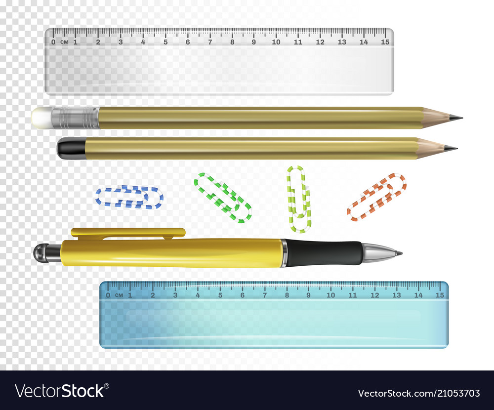 College or school stationery