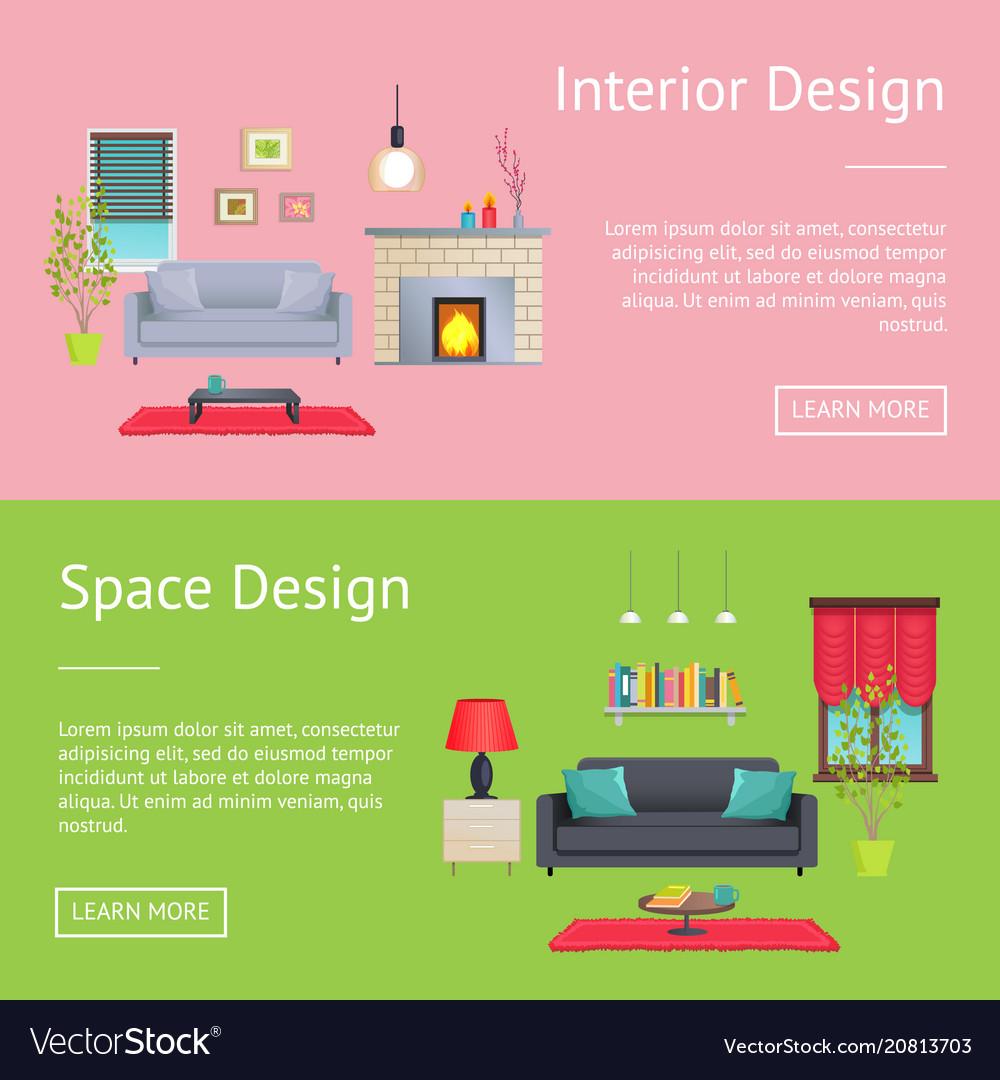 Interior and space design