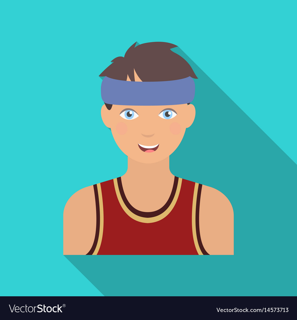 Young basketball playerbasketball single icon in