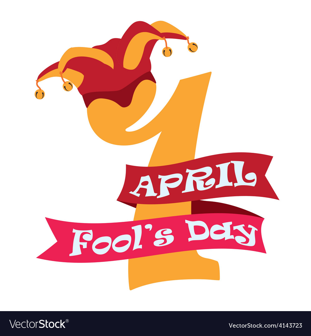 April fools day design