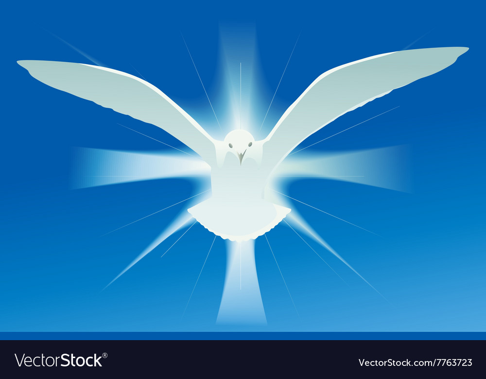 Holy spirit symbol