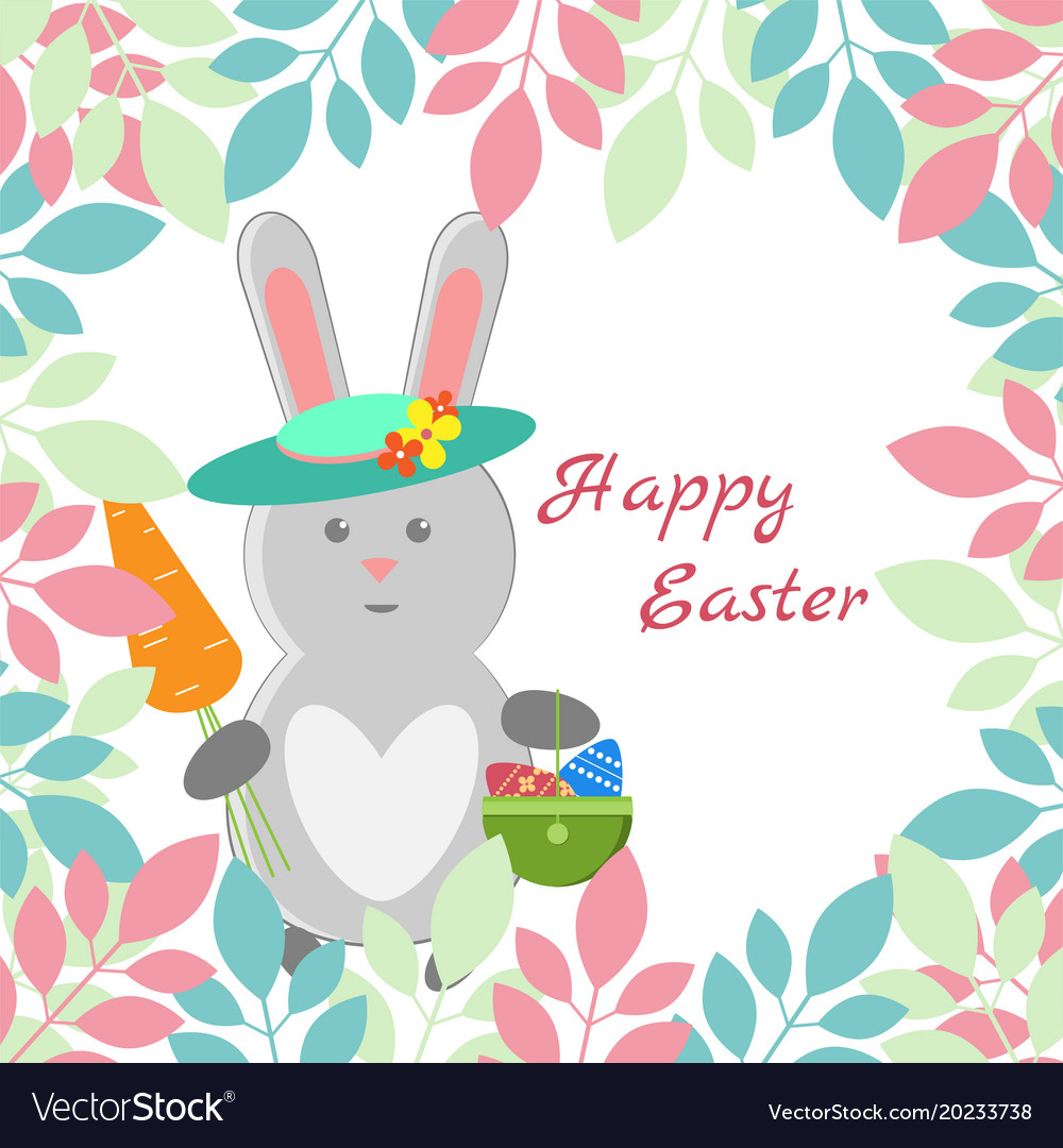 Lovely childrens card for the feast of easter