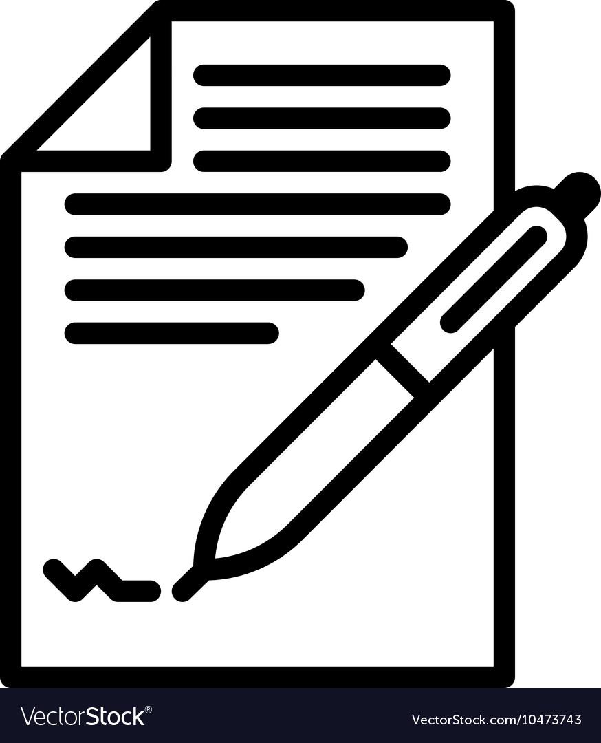 Business Contract Icom
