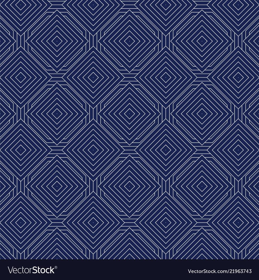 Grey geometric seamless pattern square