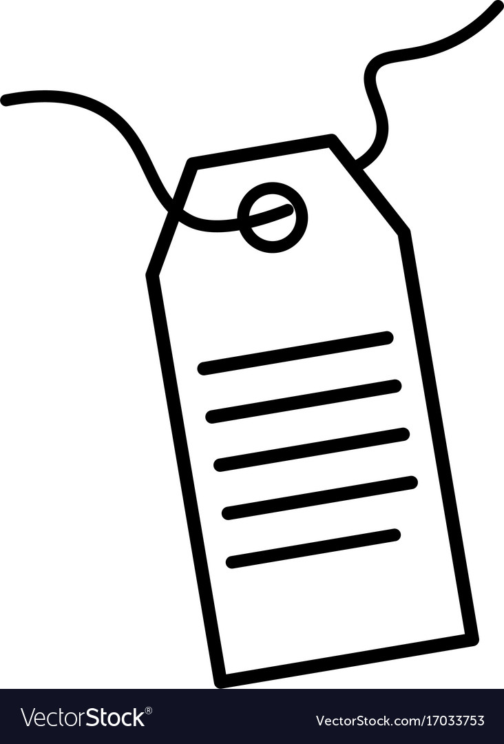 Lable price tag icon