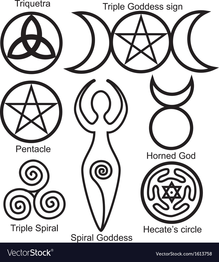 Pagan Goddess Symbol Gallery Meaning Of Text Symbols