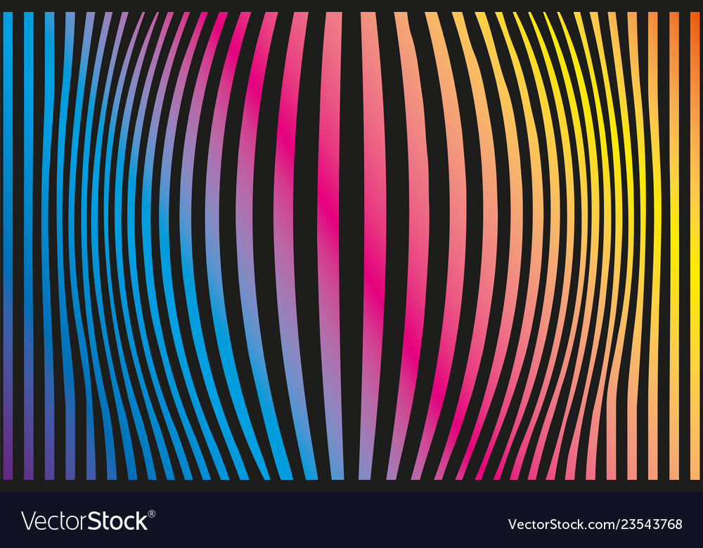 Colored background pattern rainbow colored
