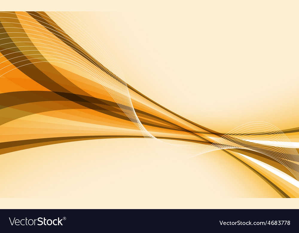 Abstract brown background Royalty Free Vector Image