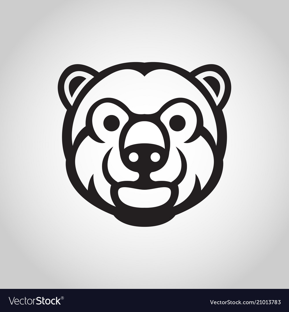 Bear logo icon