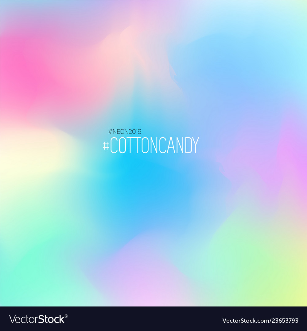 Neon fluid color gradient background soft and