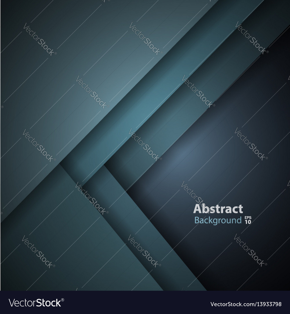 Dark green turquoise layer background paper