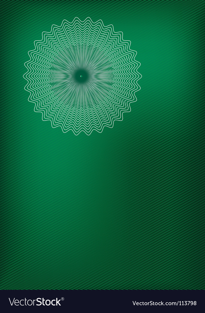 Security pattern vector image