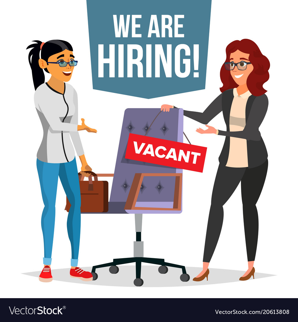 Recruitment process human resources