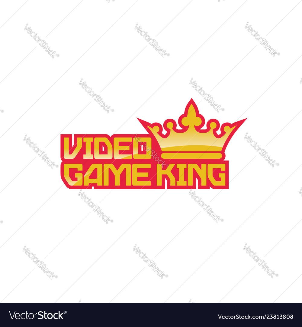Video-game-king-logo