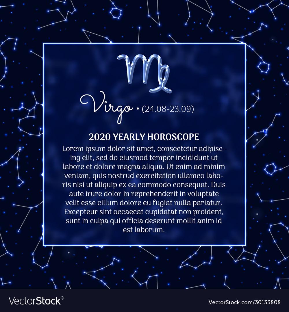 Astrology virgo yahoo