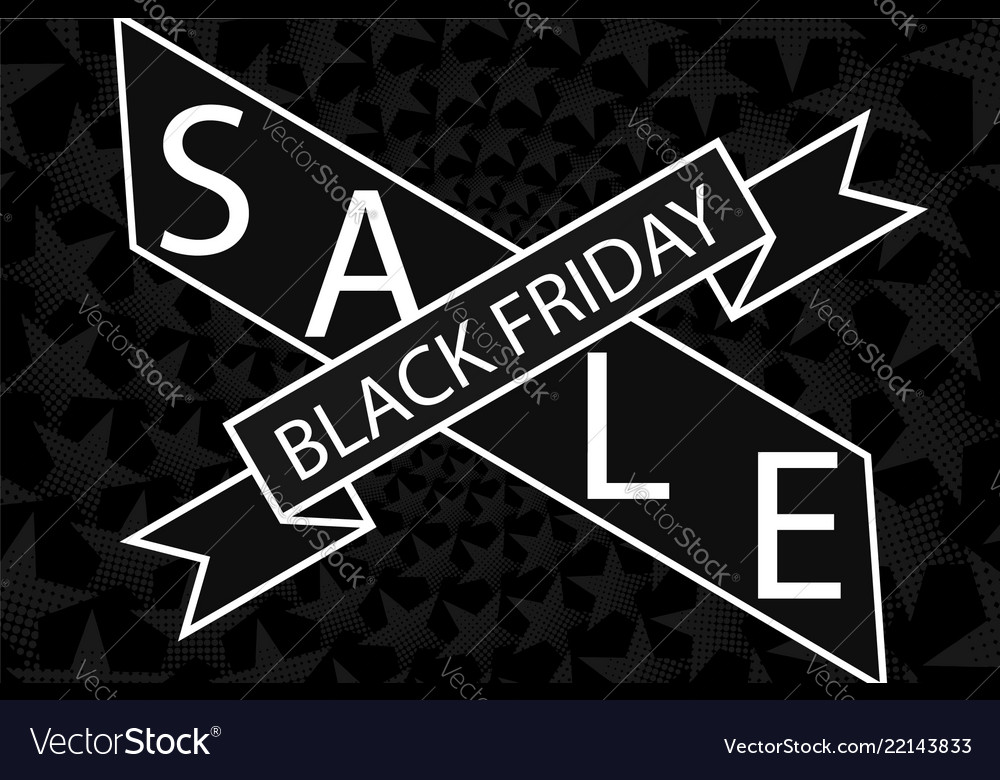 Abstract - black friday sale - background