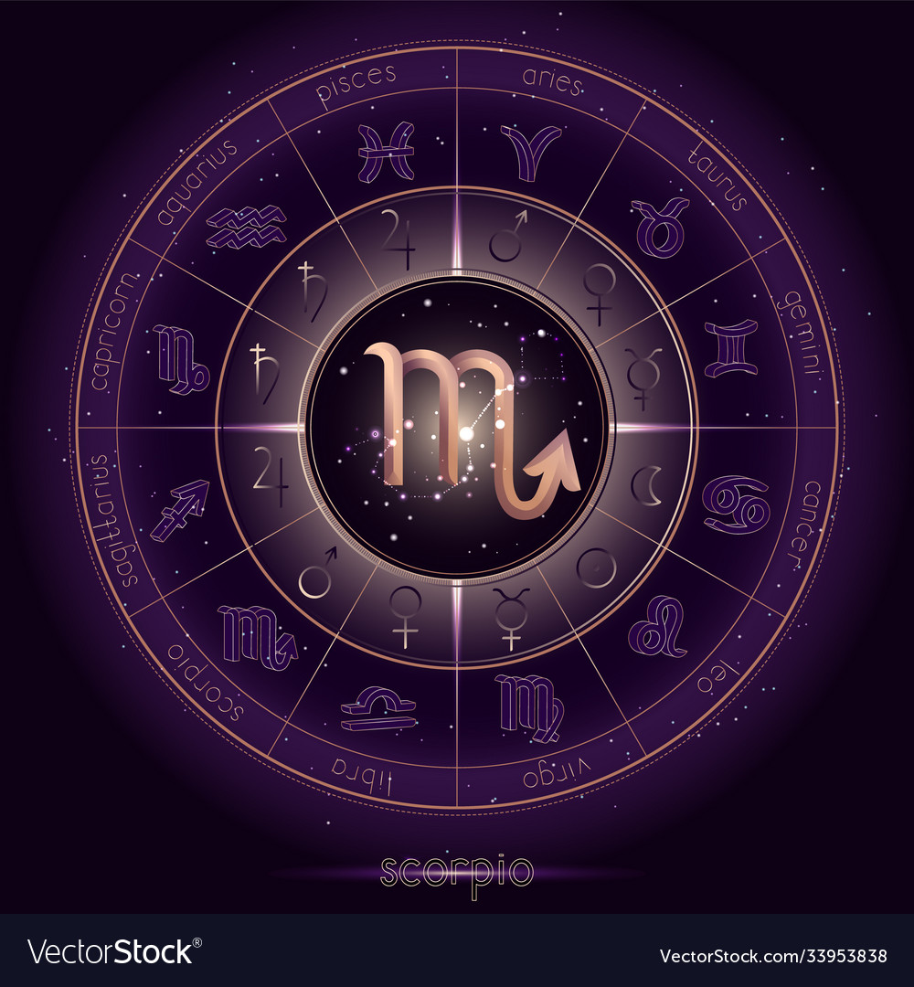 Which is the symbol for the astrological constellation scorpio compatibility