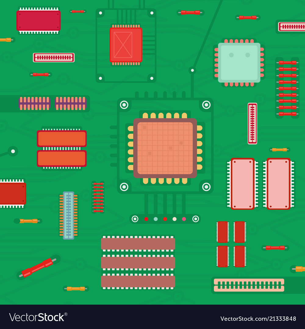 Electronic circuit and processor