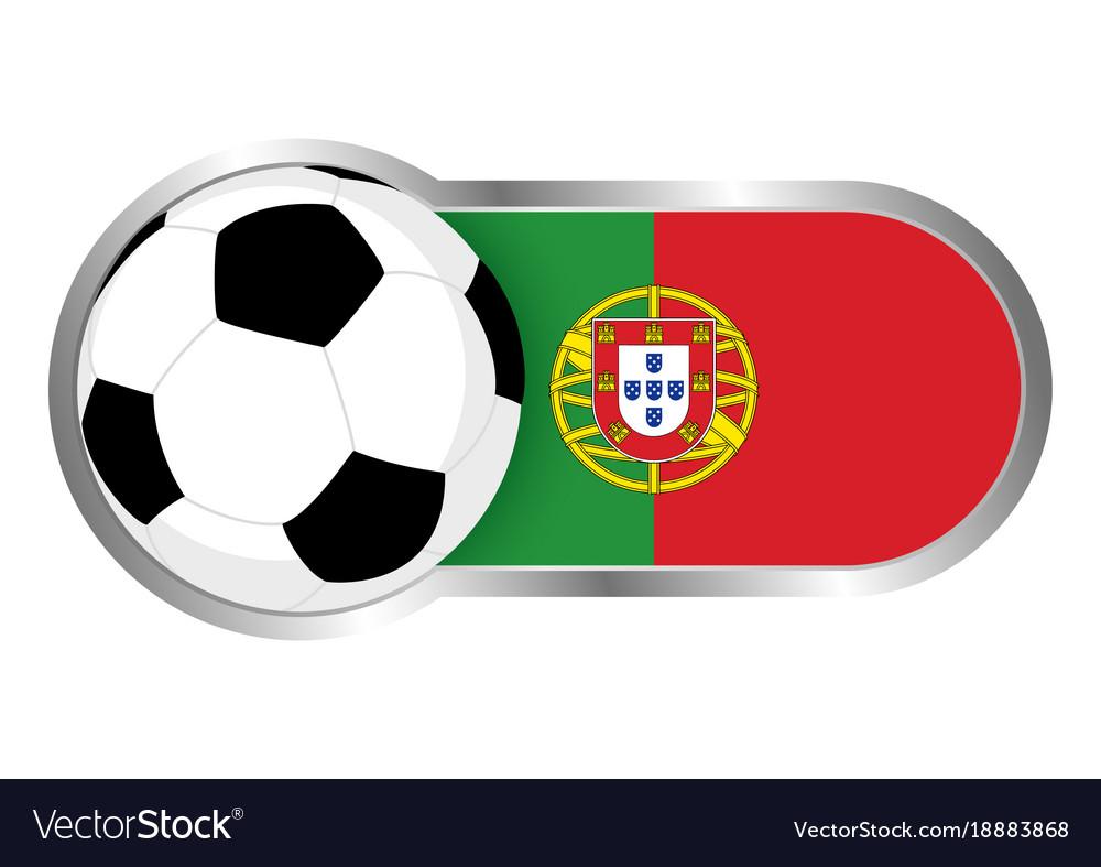 Portugal soccer icon