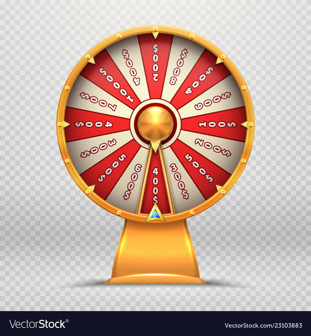 Fortune wheel turning roulette 3d wheels lucky