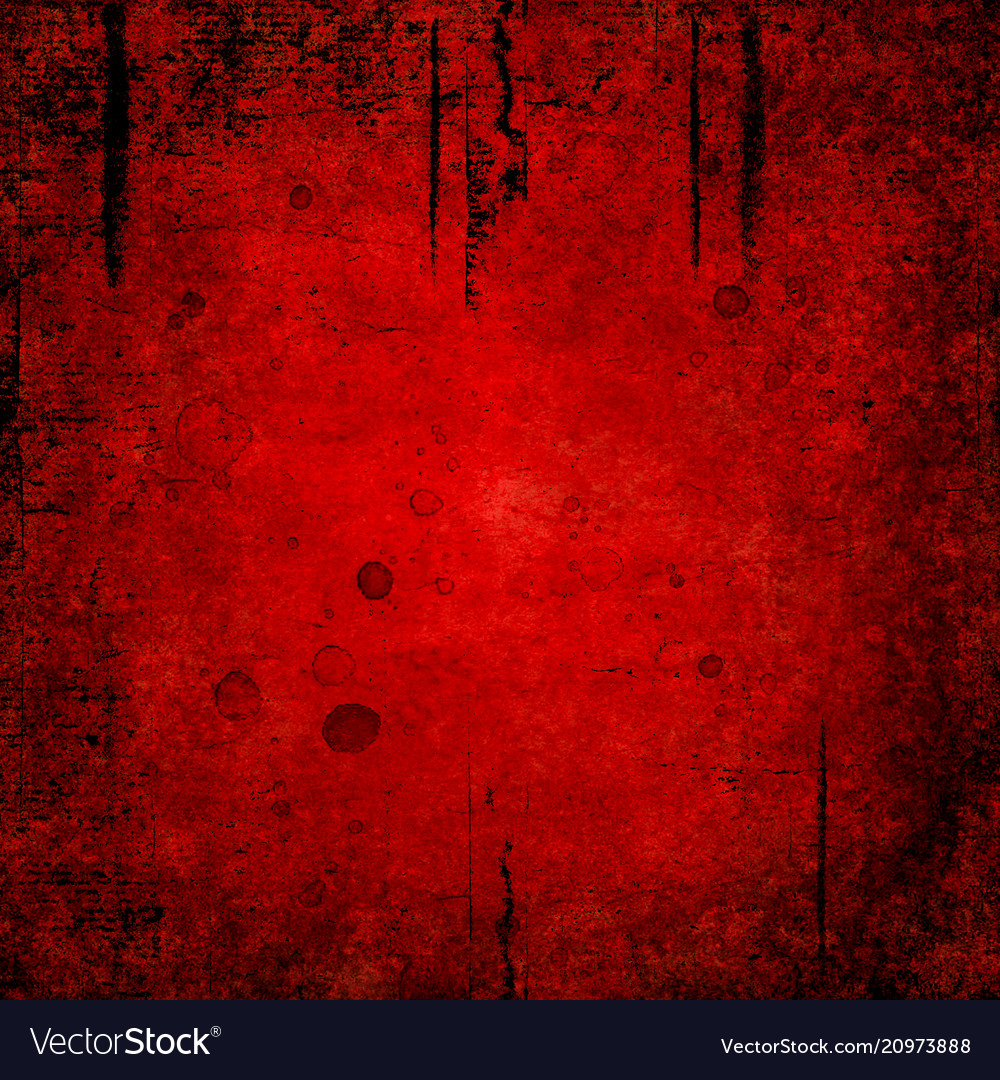 Bloody Grunge Abstract Texture Background Vector Image Grunge (splattered surfaces, non continuous). vectorstock