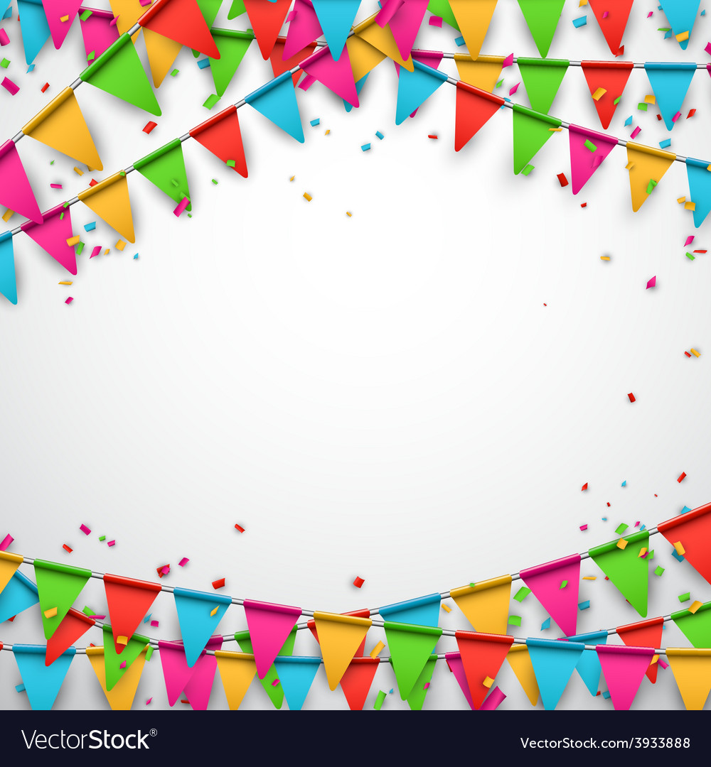 Party celebration background