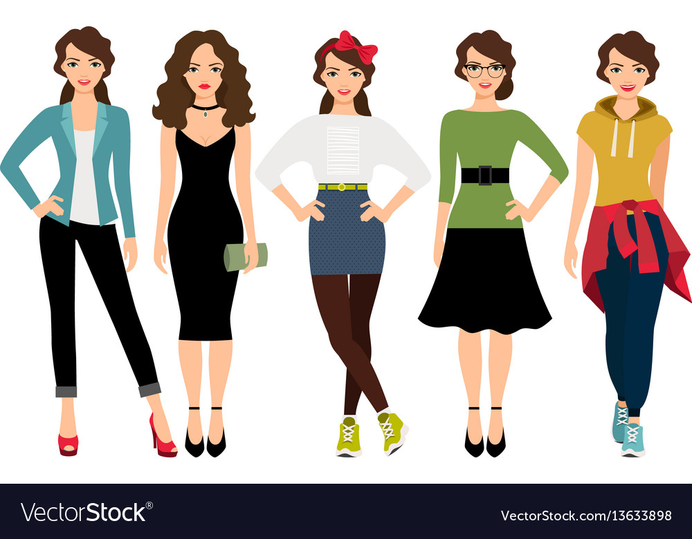 Women fashion styles