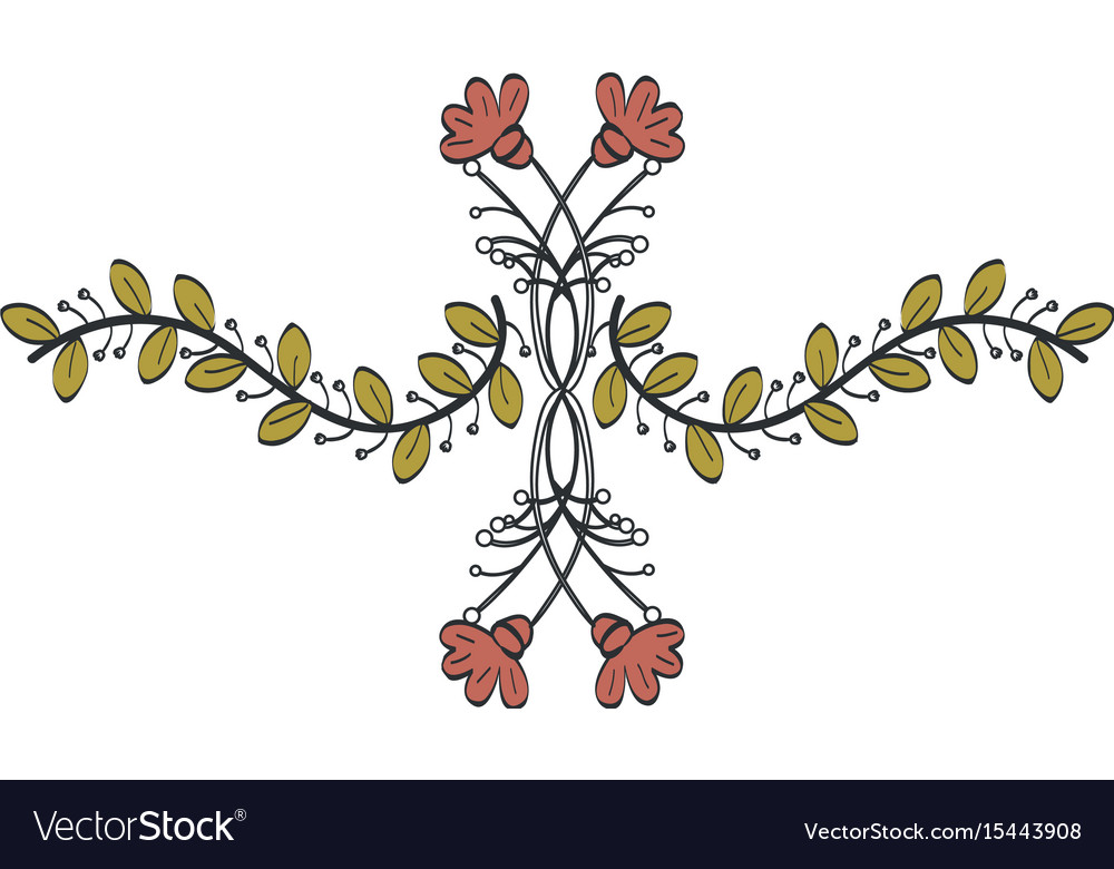 Naturals flowers tattoos