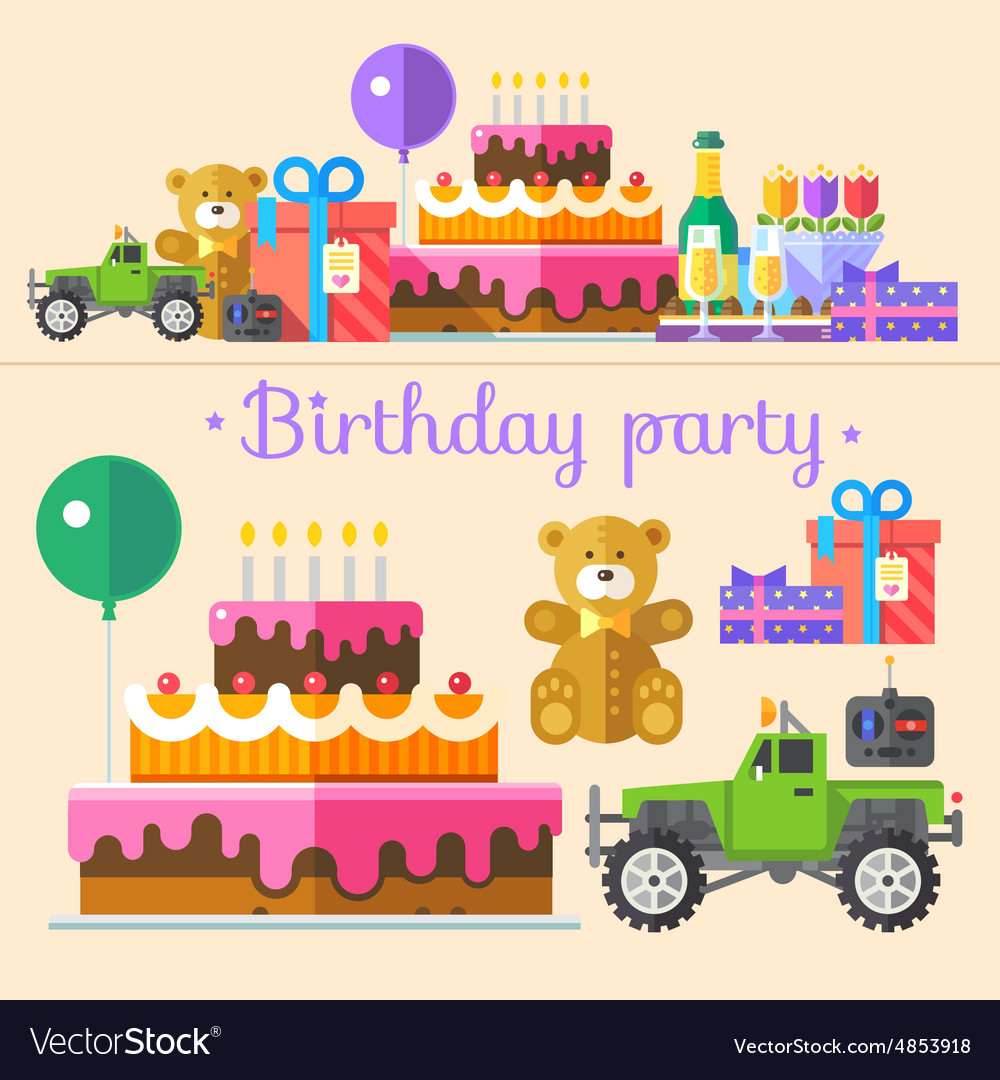 Holiday birthday party