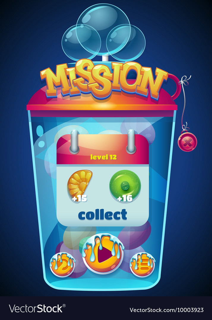 Mission collect window