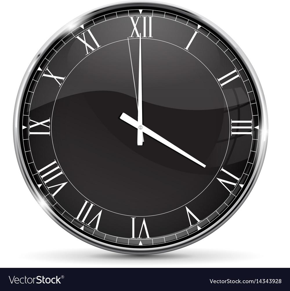 Clock roman numerals