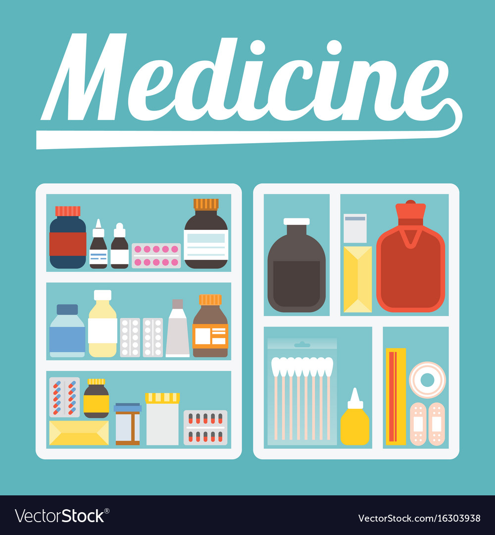 Medicine cupboard